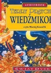 Okładka książki Wiedźmikołaj - CD Terry Pratchett