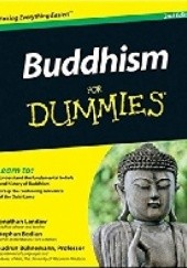 Okładka książki Buddhism For Dummies Jonathan Landaw