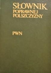 Okładka książki Słownik poprawnej polszczyzny PWN Witold Doroszewski