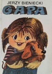 Okładka książki Gapa Jerzy Bieniecki