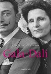 Okładka książki Gala-Dalí Carmen Domingo