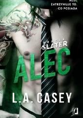 Okładka książki Alec L.A. Casey