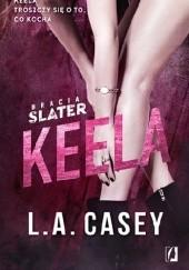 Okładka książki Keela L.A. Casey