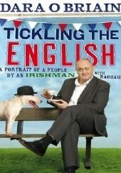 Okładka książki Tickling the English Dara O' Briain