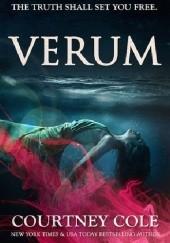 Okładka książki Verum Courtney Cole