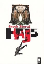 Okładka książki Hajs Jacek Bierut