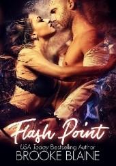 Okładka książki Flash Point Brooke Blaine