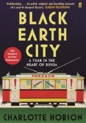 Okładka książki Black Earth City Charlotte Hobson