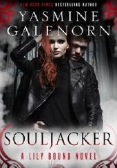 Okładka książki Souljacker Yasmine Galenorn
