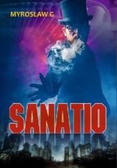 Okładka książki Sanatio Myroslaw G.