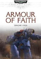 Okładka książki Armour of Faith Graeme Lyon