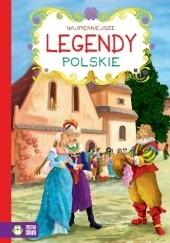 Okładka książki Najpiękniejsze legendy polskie