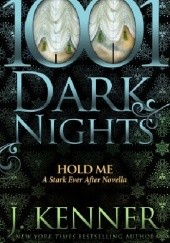 Okładka książki Hold me Julie Kenner