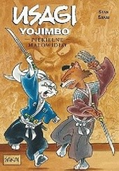 Okładka książki Usagi Yojimbo: Piekielne malowidło Stan Sakai