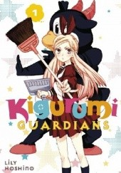 Okładka książki Kigurumi Guardians 1 Lily Hoshino