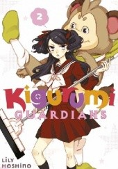 Okładka książki Kigurumi Guardians 2 Lily Hoshino