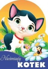 Okładka książki Nieśmiały kotek Urszula Kozłowska