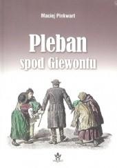 Okładka książki Pleban spod Giewontu Maciej Pinkwart