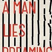Okładka książki A Man Lies Dreaming Lavie Tidhar