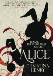 Okładka książki Alice Christina Henry