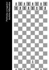 Okładka książki Polityka wrogości Achille Mbembe