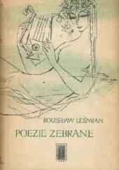 Okładka książki Poezje zebrane Bolesław Leśmian