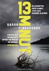 Okładka książki 13 minut Sarah Pinborough
