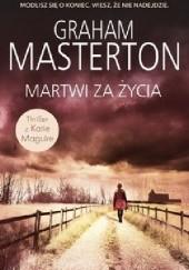 Okładka książki Martwi za życia Graham Masterton