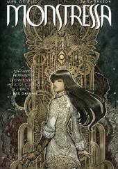 Okładka książki Monstressa - 1 - Przebudzenie. Marjorie M. Liu,Sana Takeda