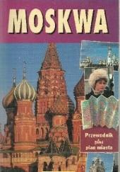 Okładka książki Moskwa Melanie Rice