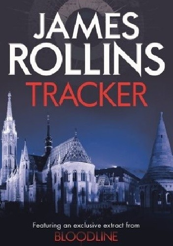 Okładka książki Tracker James Rollins
