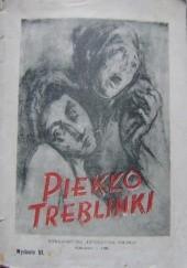 Okładka książki Piekło Treblinki Wasilij Grossman