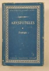 Okładka książki Zoologia - Historia animalium Arystoteles