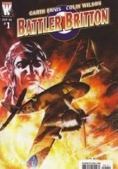 Okładka książki Battler Britton #1 Garth Ennis,Colin Wilson