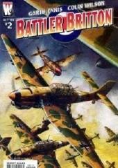 Okładka książki Battler Britton #2 Garth Ennis,Colin Wilson