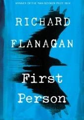 Okładka książki First Person