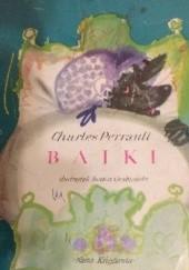 Okładka książki Bajki Charles Perrault