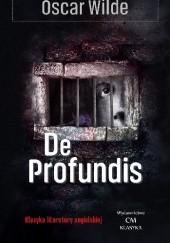 Okładka książki De profundis. Listy i impresje więzienne Oscar Wilde