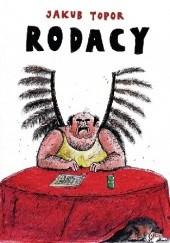 Okładka książki Rodacy Jakub Topor