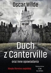 Okładka książki Duch z Canterville i inne opowiadania Oscar Wilde