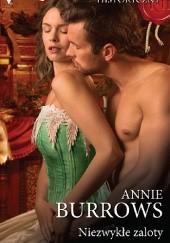 Okładka książki Niezwykłe zaloty Annie Burrows