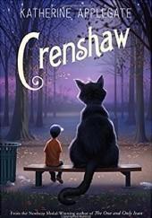 Okładka książki Crenshaw Katherine Alice Applegate