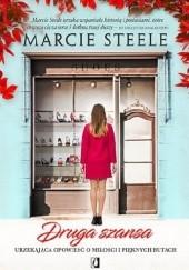 Okładka książki Druga szansa. Urzekająca opowieść o miłości i pięknych butach Marcie Steele