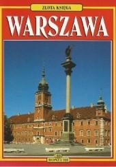 Okładka książki Warszawa. 149 barwnych ilustracji