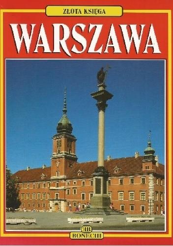 Okładka książki Warszawa. 149 barwnych ilustracji Tamara Łozińska