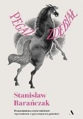 Okładka książki Pegaz zdębiał Stanisław Barańczak