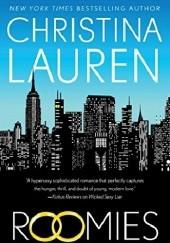 Okładka książki Roomies Christina Lauren