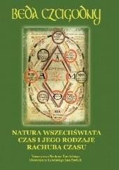 Okładka książki Natura wszechświata. Czas i jego rodzaje. Rachuba czasu Beda Czcigodny