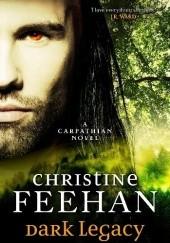 Okładka książki Dark Legacy Christine Feehan