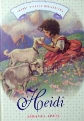 Okładka książki Heidi
